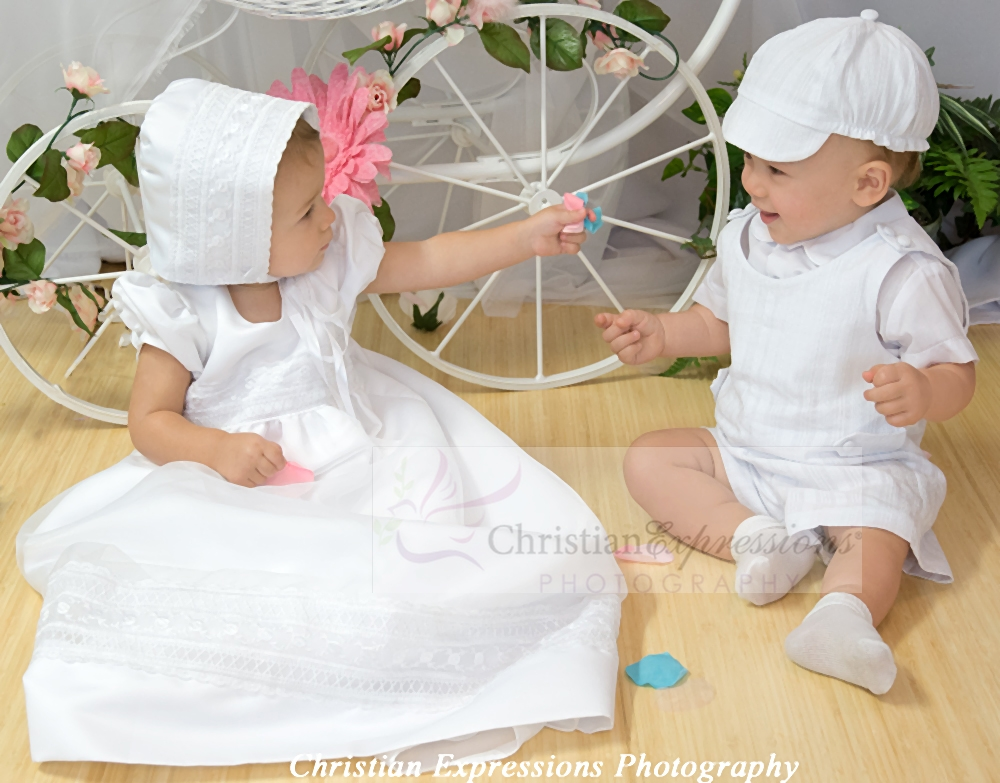 girls christening gowns | boys baptism suits