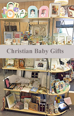 christening gifts -baptism gifts